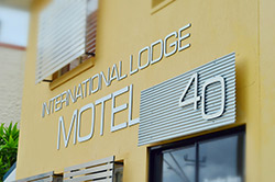 International Lodge Motel - Accommodation Mackay Qld