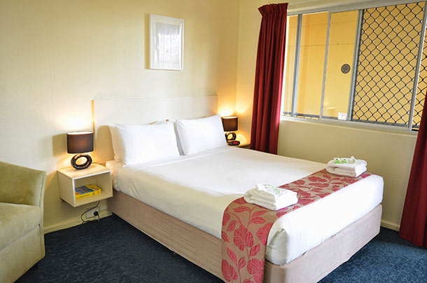 Contact us for accommodation in Mackay Qld